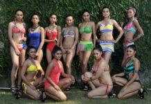 Indian Diva 2017 Swimwear Round at The Stadel
