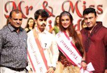 Mr & Miss Attitude India 2017 Winner Sugandha Sharma & Sushi Tilokoni
