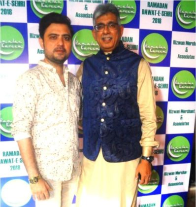 Grand Sehri Party Hosted By Advocate Rizwan Merchant, At Bandra