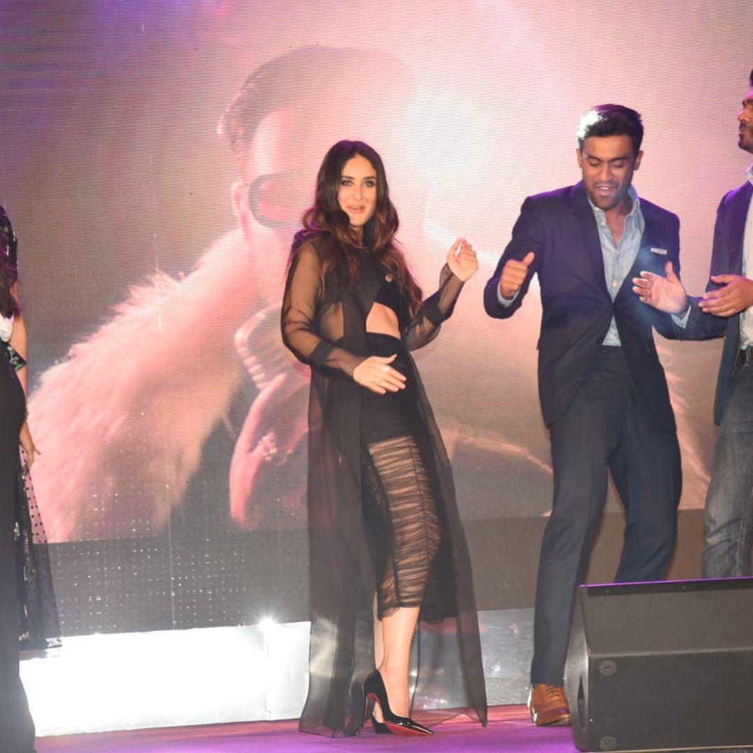Kareena Kapoor Khans Hot And Sexy Look In Veer Di Wedding At Promotional Event In Mumbai 5