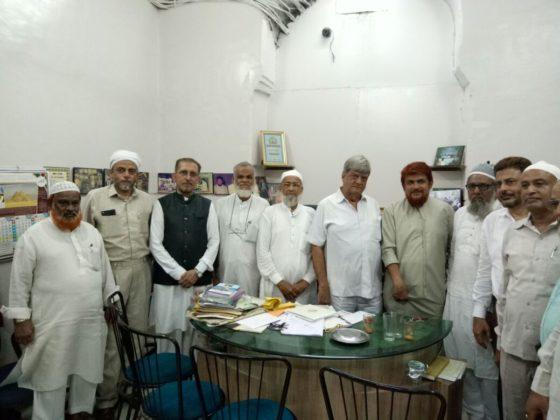 Muslim Leaders Meet On 'Unity', On The Eve Of Shab-E-Barat