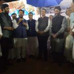 CM Devendra Fadnavis Reaches At Mahim To Attend Sehri Party