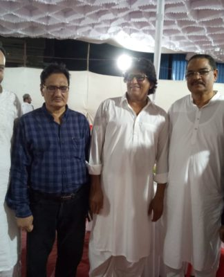 Grand Sheri Party Organised By 'HARAMAYN' Tours And Travels, At Mahim