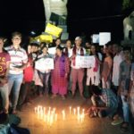 Candle March in Goa