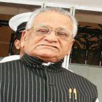 Shivaji Rao Deshmukh Passes Away In Mumbai