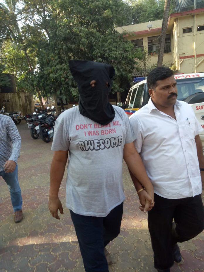 Top Bookie Bipin Indraprashta Arrested by Santacuruz Police