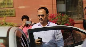 Sacks CBI Director Alok Verma