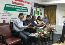 Workshop on Road Safety Incidents and Analytical, Informative and Educative Reporting