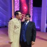 Reception of Azhar Morani and Tanya Seth