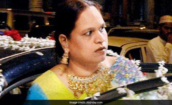Haseena Parker's Flat Seized in Nagpada
