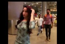 Gorgeous Nora Fatehi Spotted