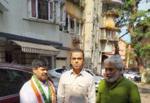 Nizamuddin Rayeen Rejoined Congress Party