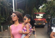 Geeta Basra Spotted With Daughter Hinaya