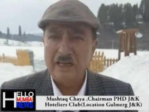 Kashmir Is Safe Says Mushtaq Chaya, On Hello Mumbai