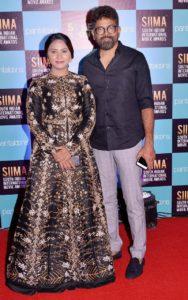 Mumbai : SIIMA Awards held in Doha ,Qatar , Pictures on