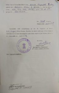 Mumbai : Andheri Court orders to lodge an FIR Against Salman